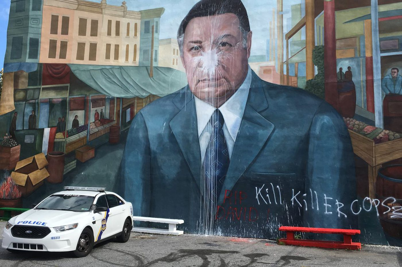Mural Arts gets more than 1,000 responses on Rizzo mural's future