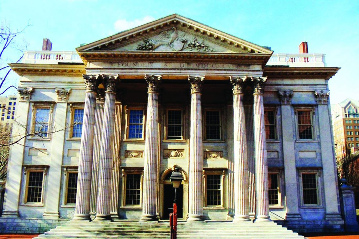 Hamilton fans seek $26M to restore Philly's First Bank, Fed forerunner
