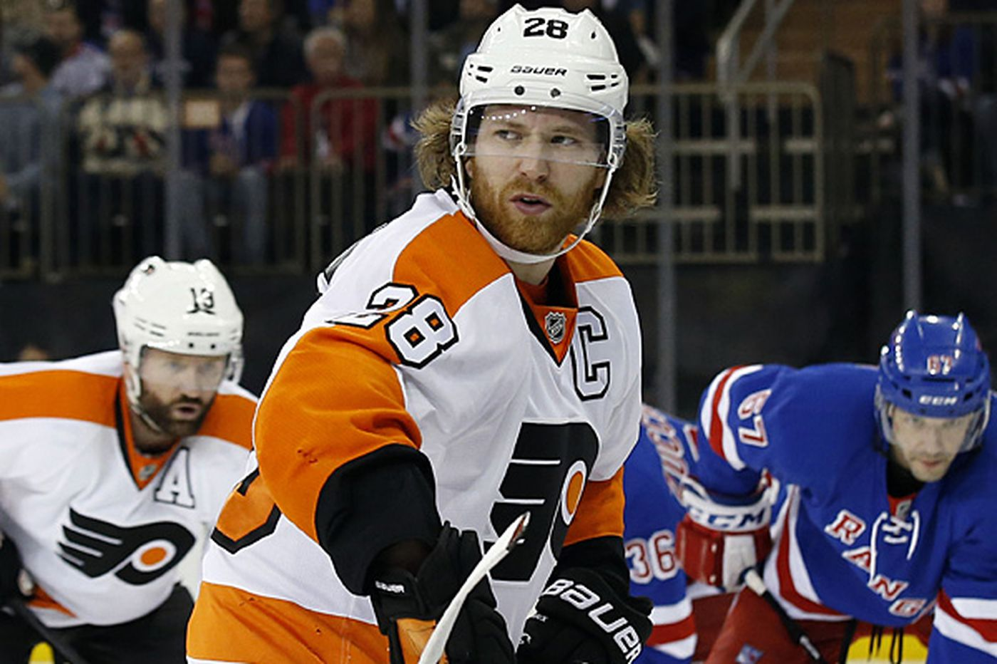 Flyers Notes: Giroux a finalist for MVP award