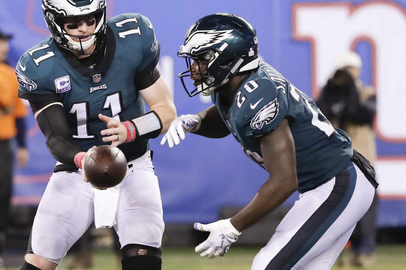 Who has the edge? Eagles-Panthers scouting report and prediction | Paul Domowitch