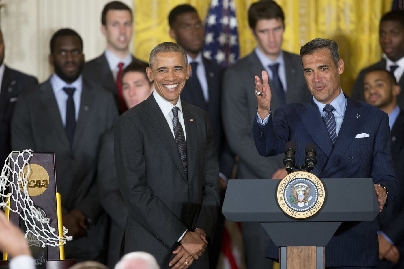 Will Villanova men's basketball go to the White House? | Mike Jensen