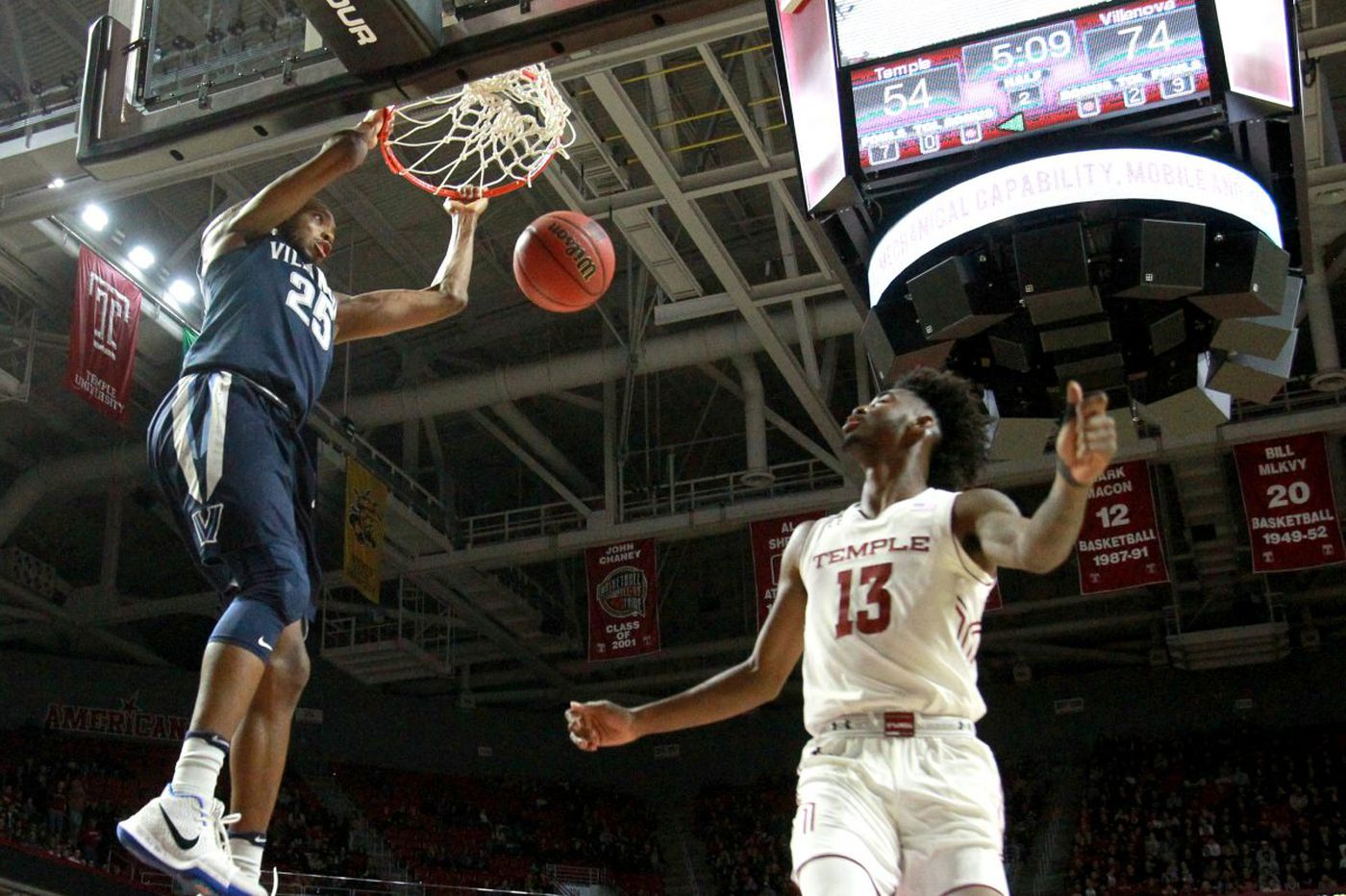 Beyond the talent, Villanova is hungry | Mike Jensen