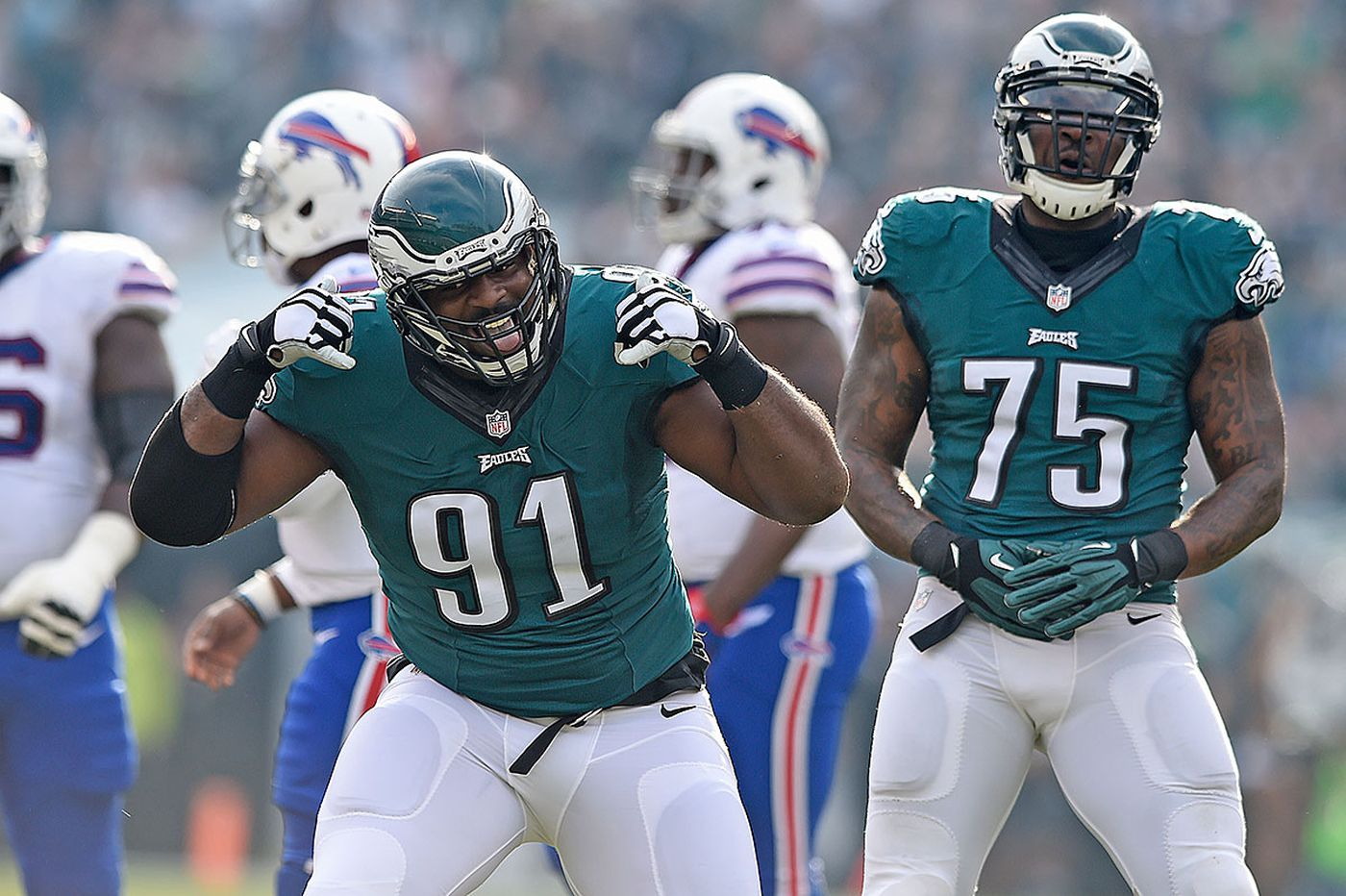 Eagles think they have the pass rushers
