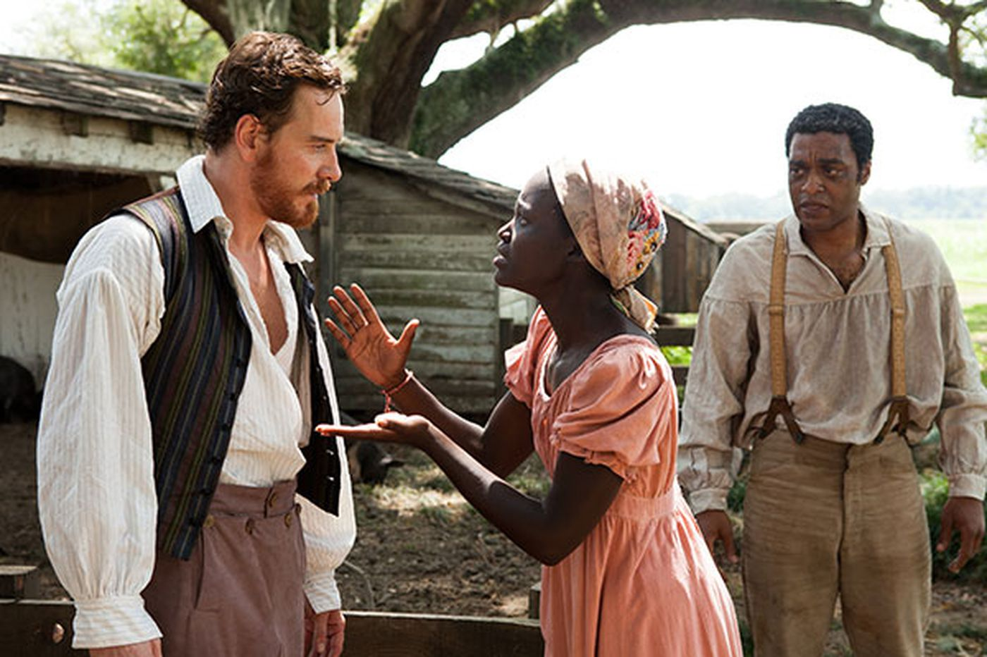 '12 Years a Slave' is a triumph