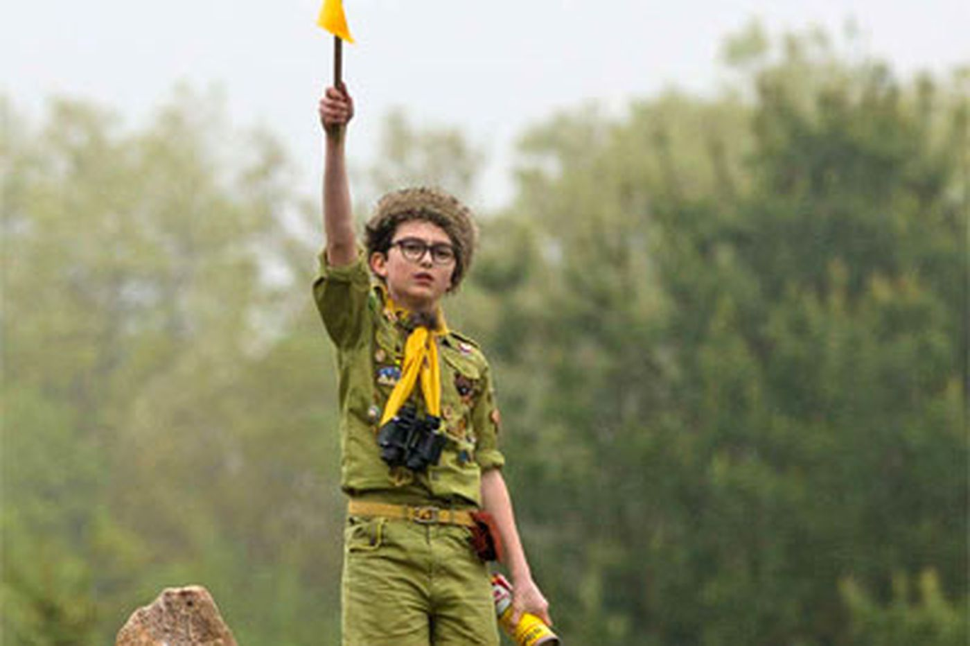 Wes Anderson's 'Moonrise Kingdom' has youngsters in love, Bill Murray, Frances McDormand