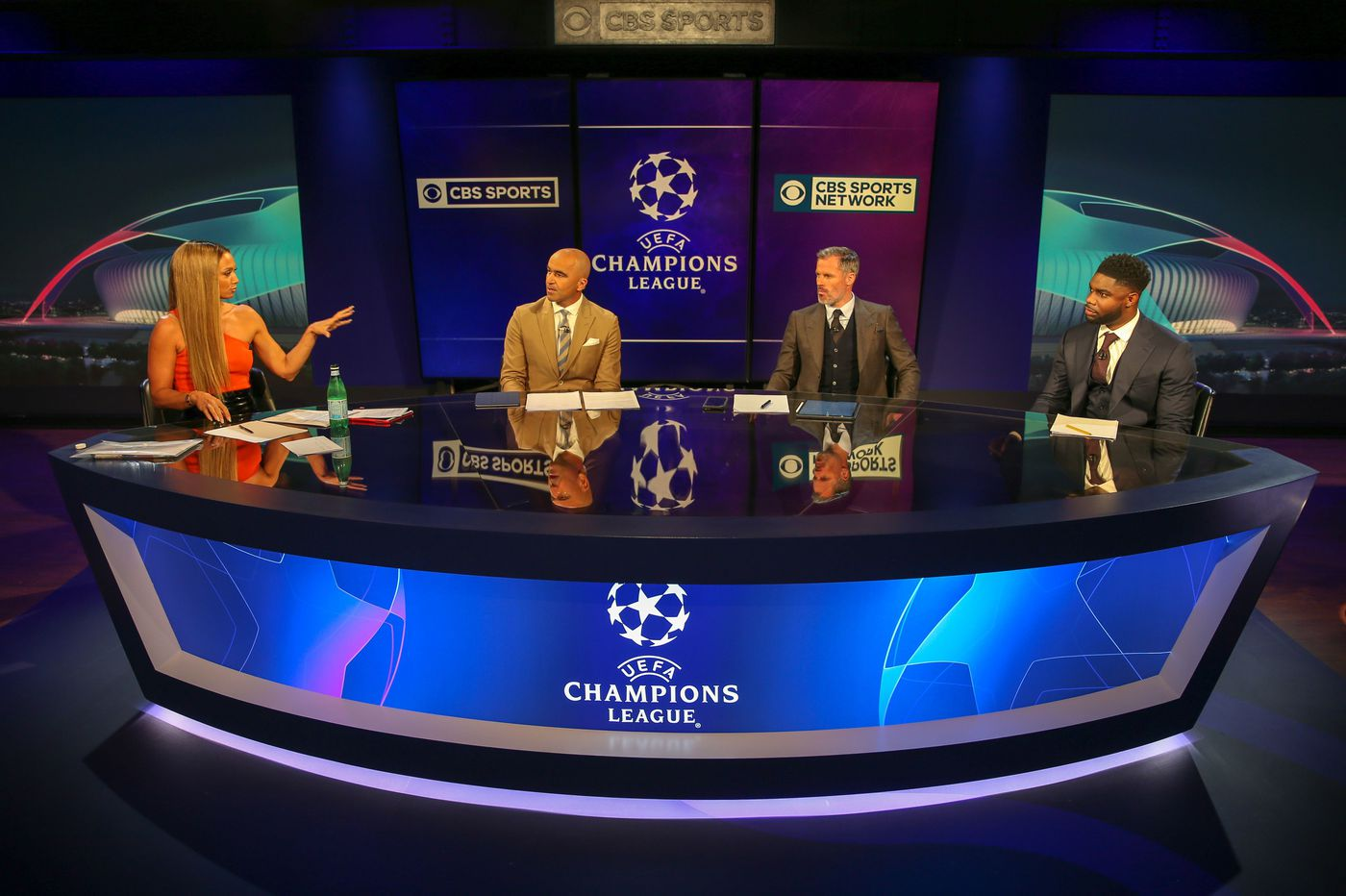 CBS' Champions League producer lives a soccer dream, and wins fans' praise for his broadcasts