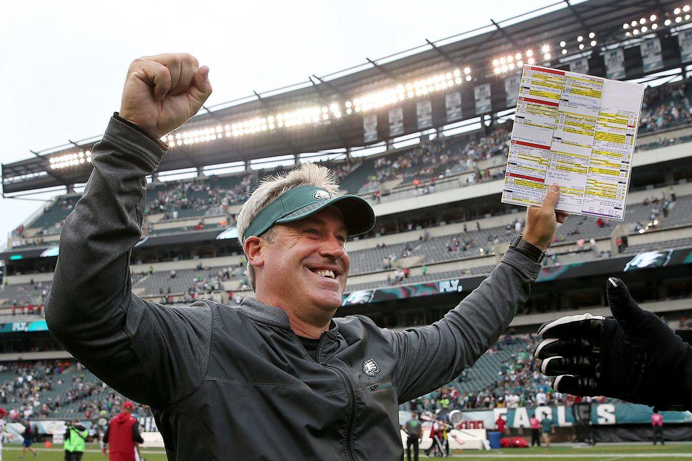 Best team in the NFL? Eagles move up in Week 7 power rankings