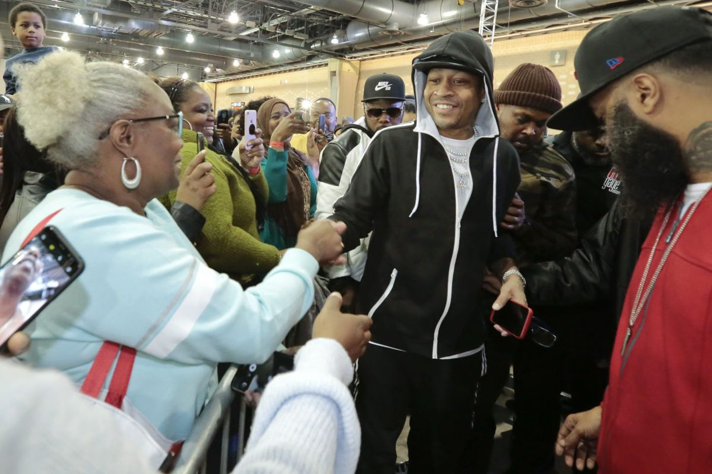 Allen Iverson, Doug E. Fresh, Remy Ma thrill at 4th annual Be Expo