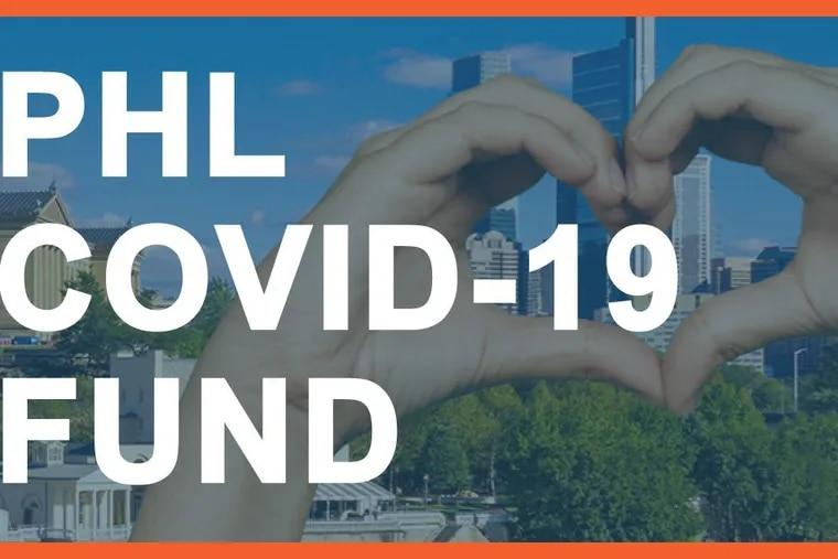 The PHL COVID-19 Fund offers grants to Philadelphia-area nonprofits
