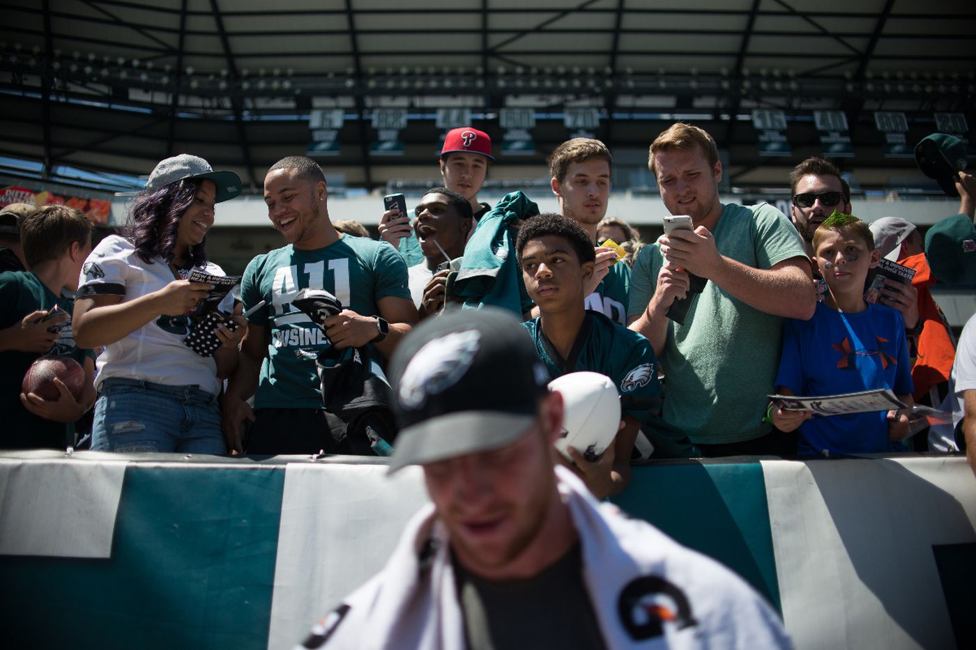 Eagles open practice: Time, details and how to follow along