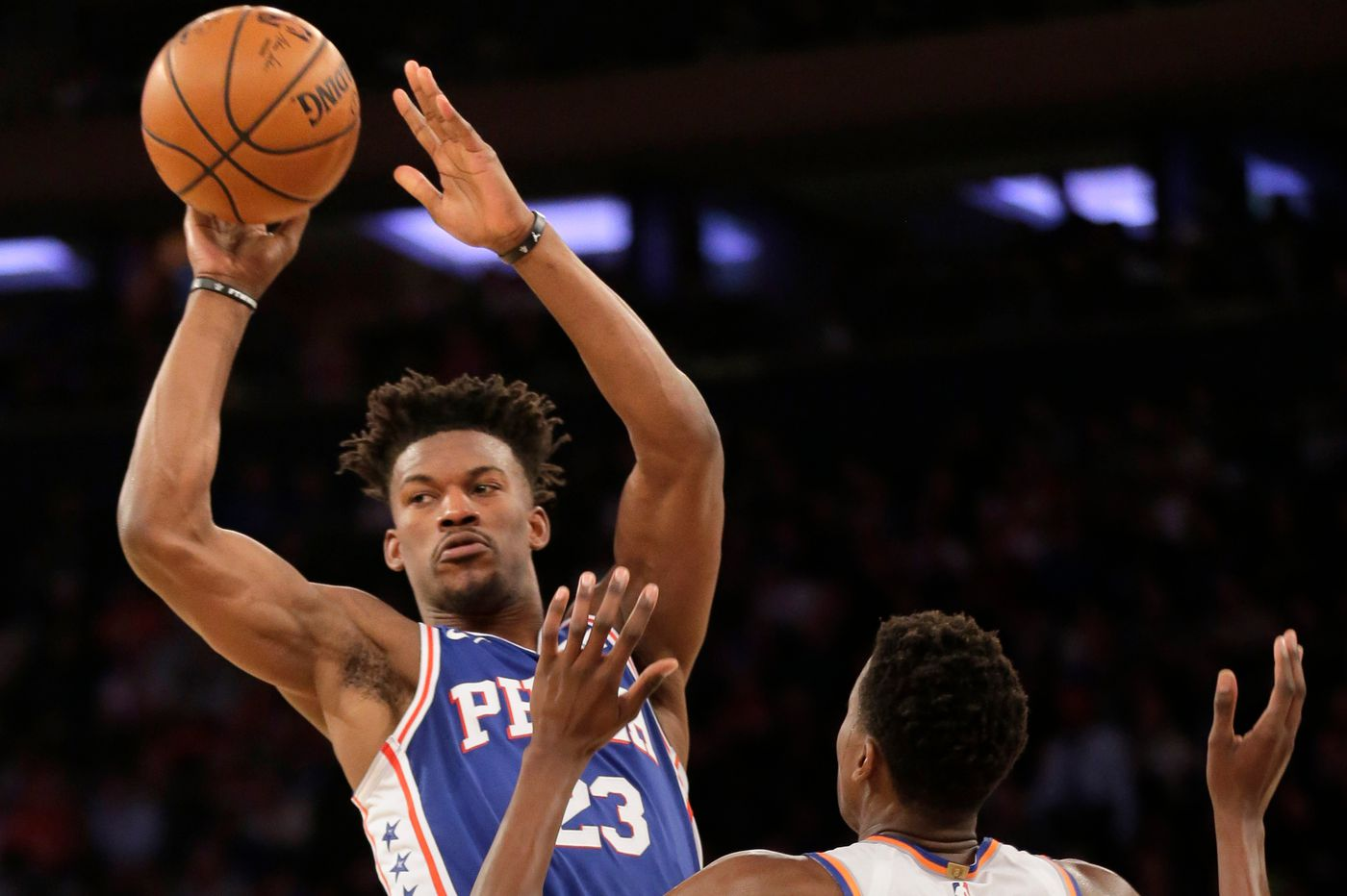 Sixers-Knicks observations: T.J. McConnell's grit and Joel Embiid's defense