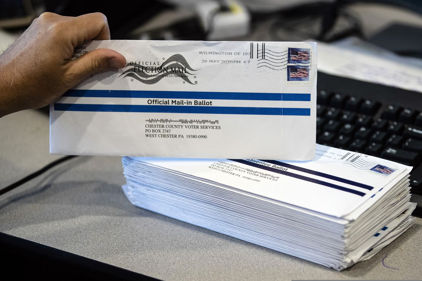Pa. expects an avalanche of mail ballots. Harrisburg's failure to prepare is shameful. | Editorial