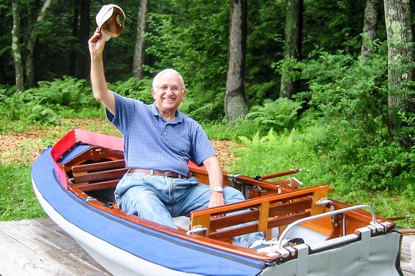 Robert Pollack, Temple professor, Navy veteran, and celebrated scientist, dies at 94