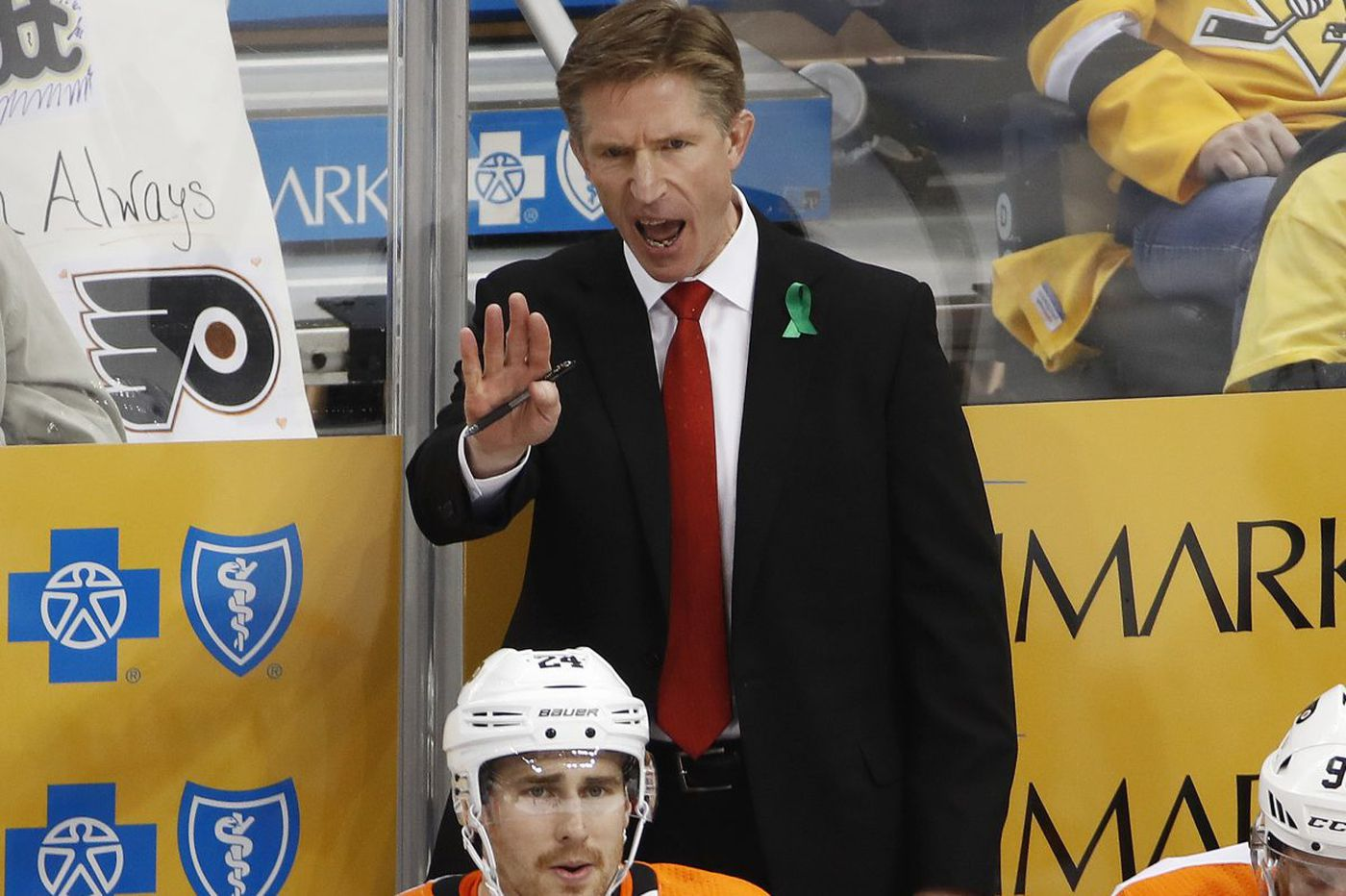 Flyers mantra going forward in NHL playoffs: Embrace the underdog role