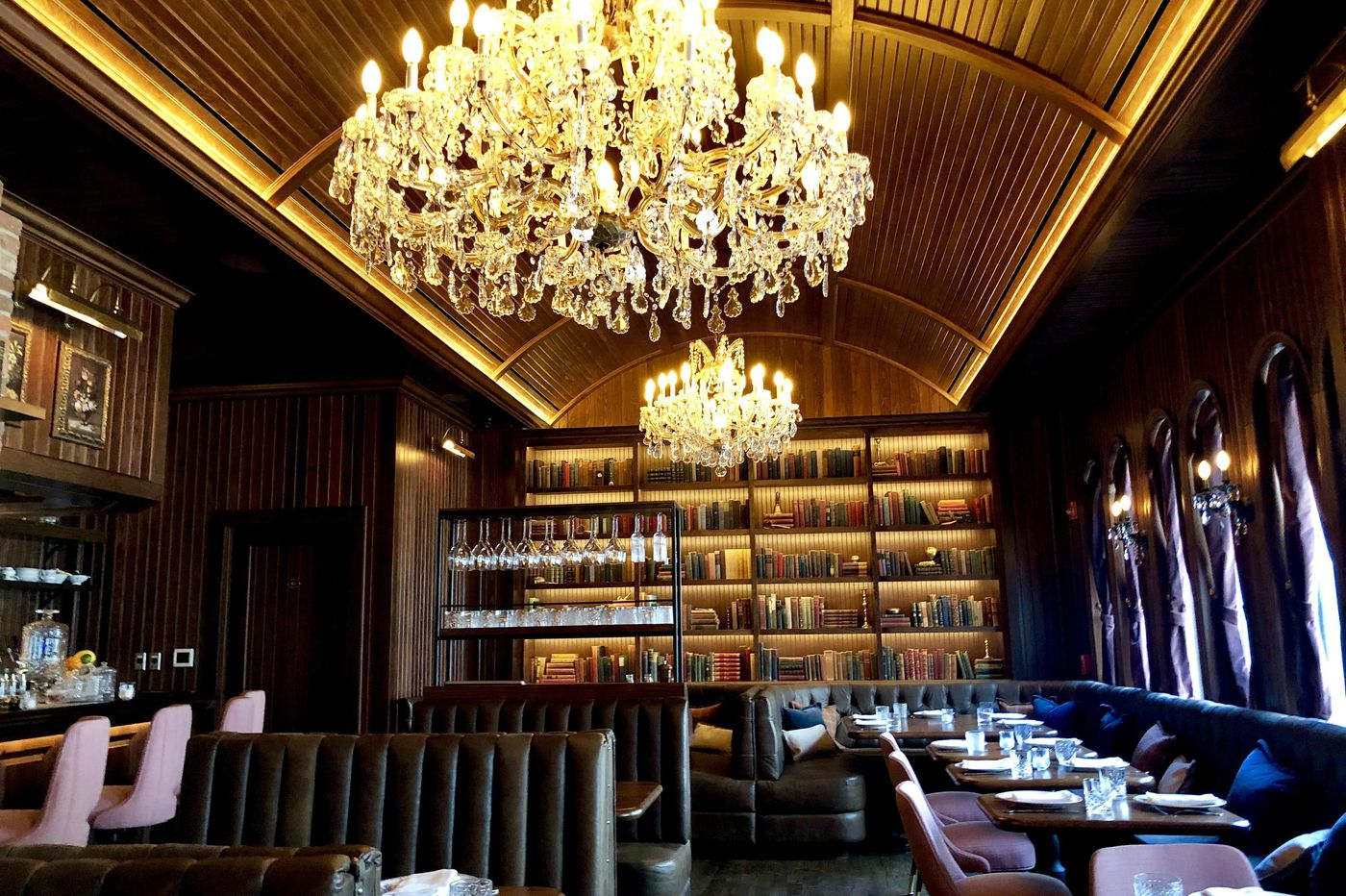 Michael Schulson goes the steakhouse route with Alpen Rose on 13th Street