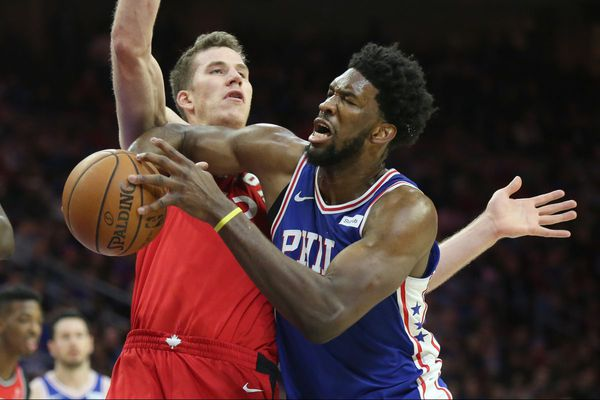 Is Joel Embiid's size an injury risk? Science explains it all
