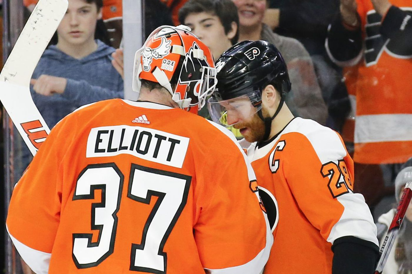 Flyers show resilience to go from patsies to a playoff berth | Sam Carchidi