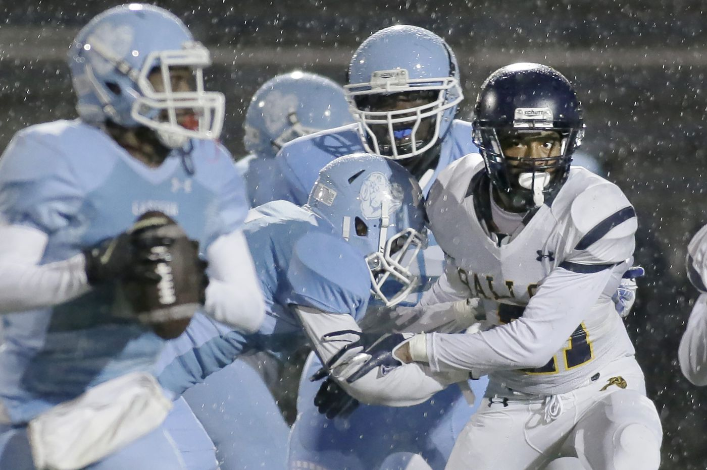 Once homeless, Temple football recruit Jamal Speaks glad to be back on the field
