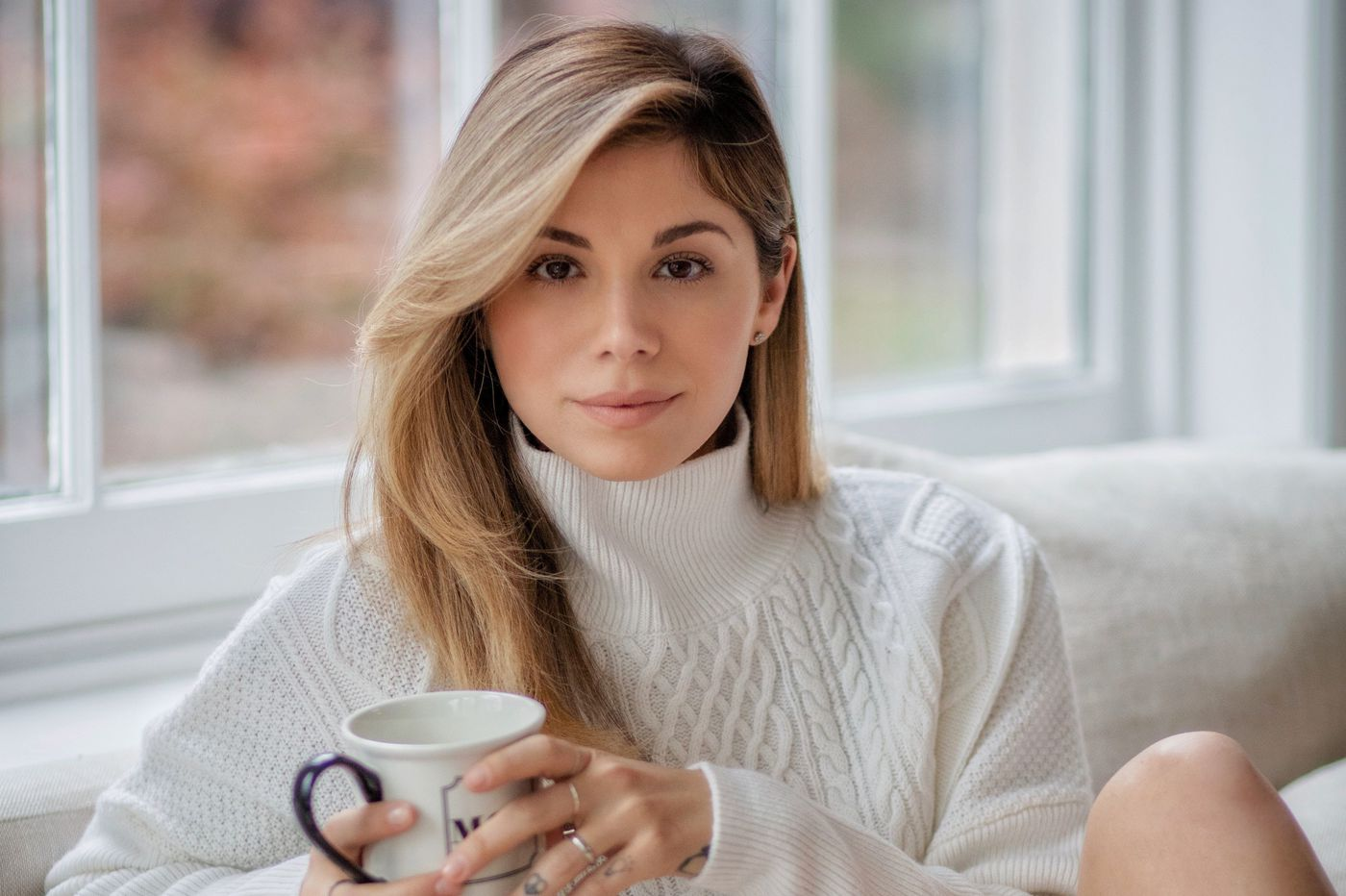 Christina Perri's new album is a departure from her previous hits: It's lullabies for her daughter