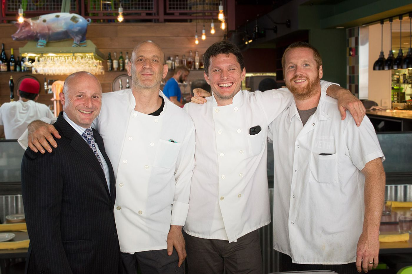 Vetri to sell restaurants to Urban Outfitters