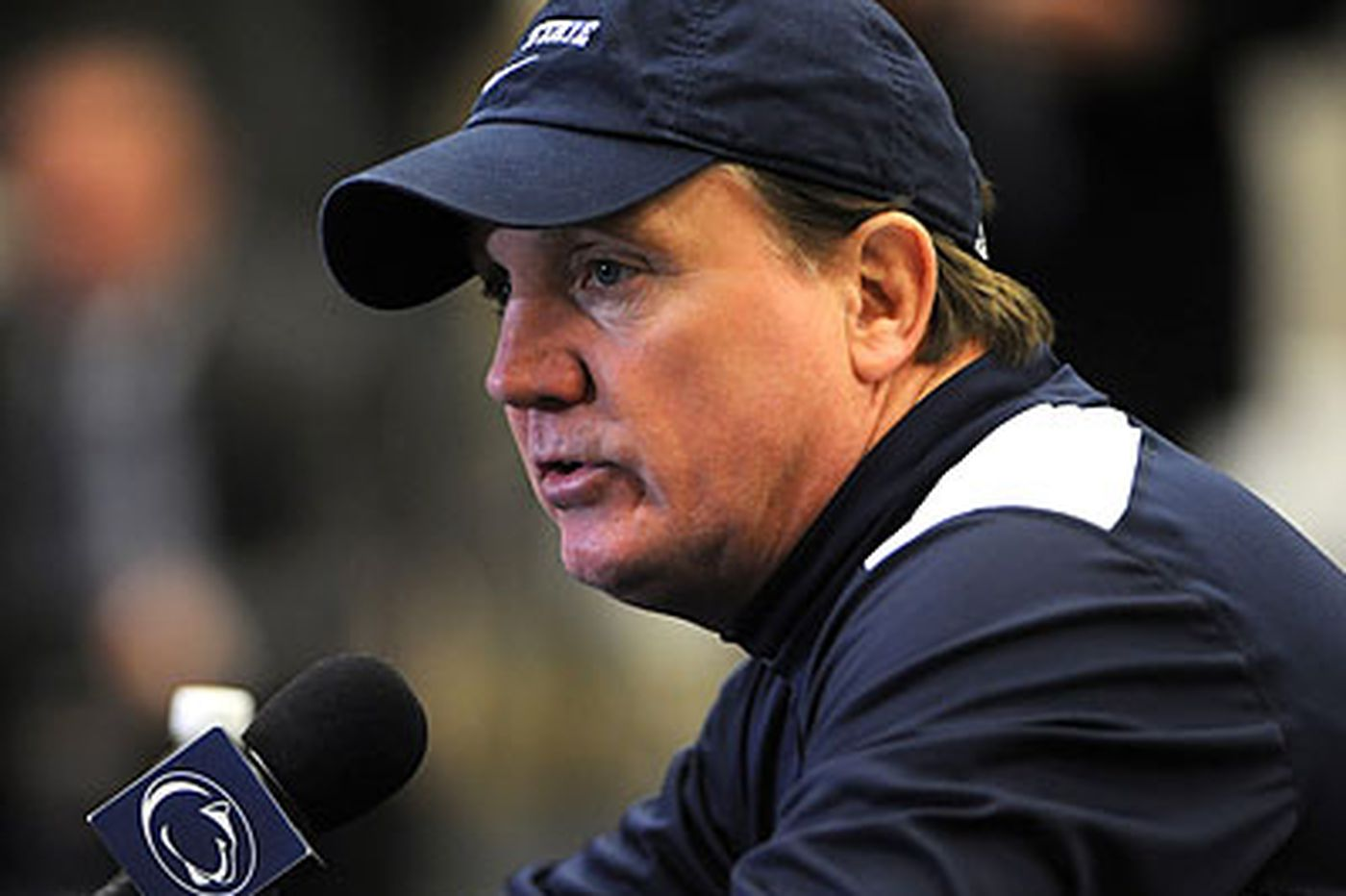 Bradley awaits decision on Nittany Lions' new coach
