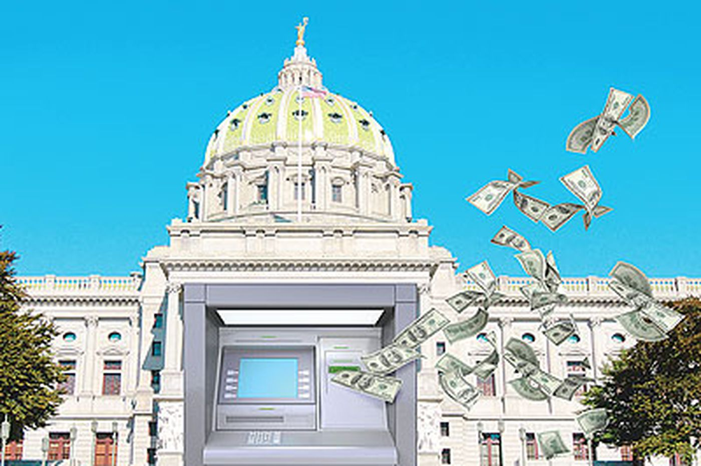 Pa. & N.J. labor deals show great divide: Jersey state workers must long for a Corbett