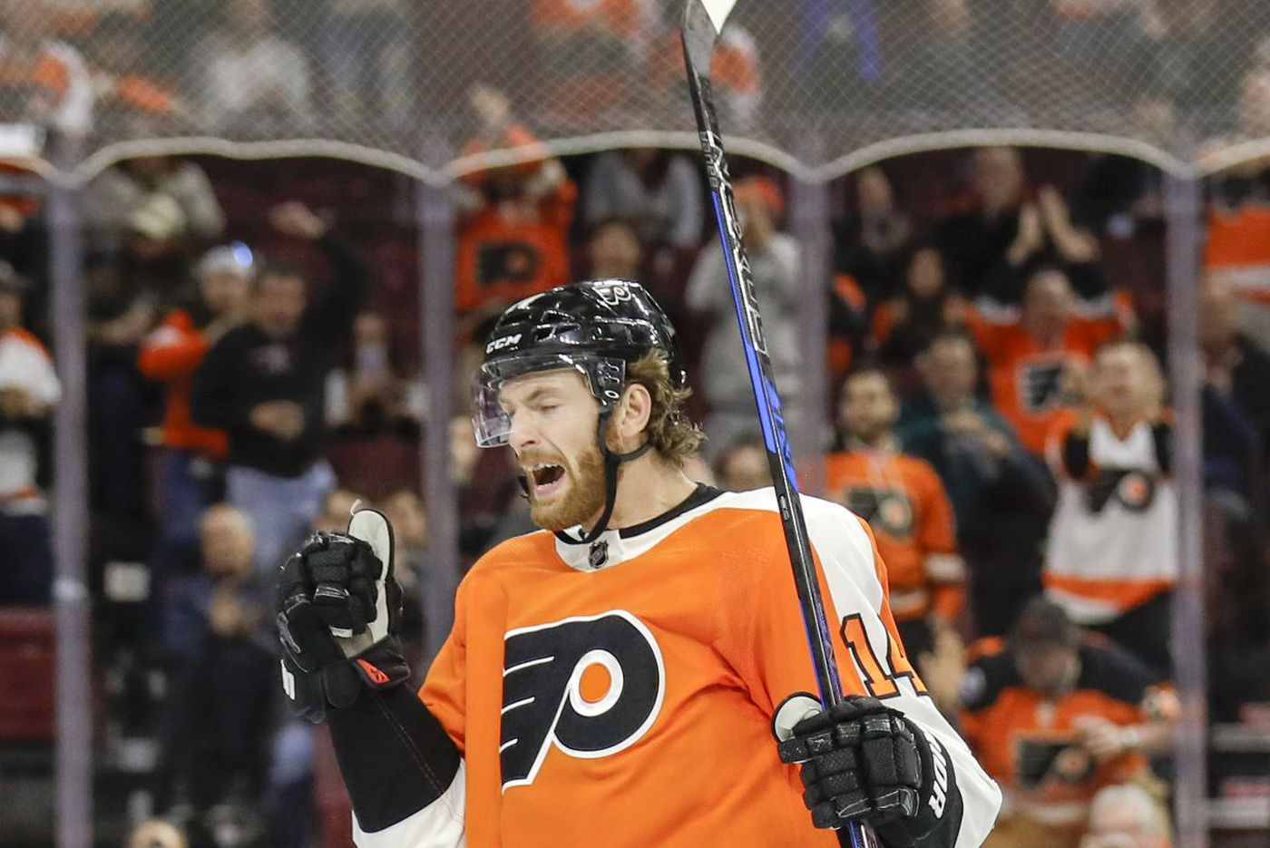 Sean Couturier: Stunning transformation making Flyers coach Dave Hakstol look like a genius