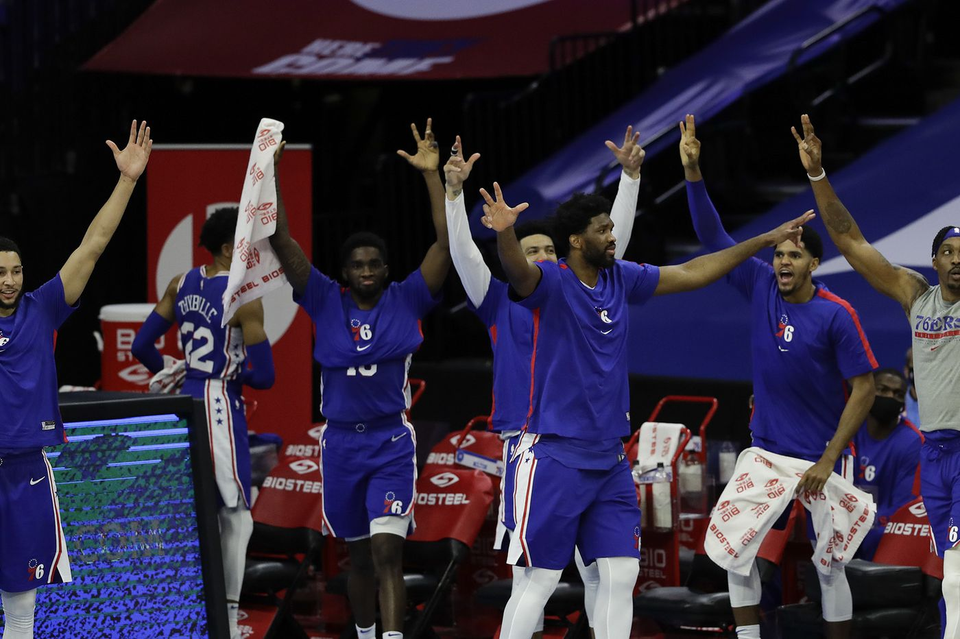 The Sixers make short work of the Hornets. Again. And Tyrese Maxey was a steal. | Podcast