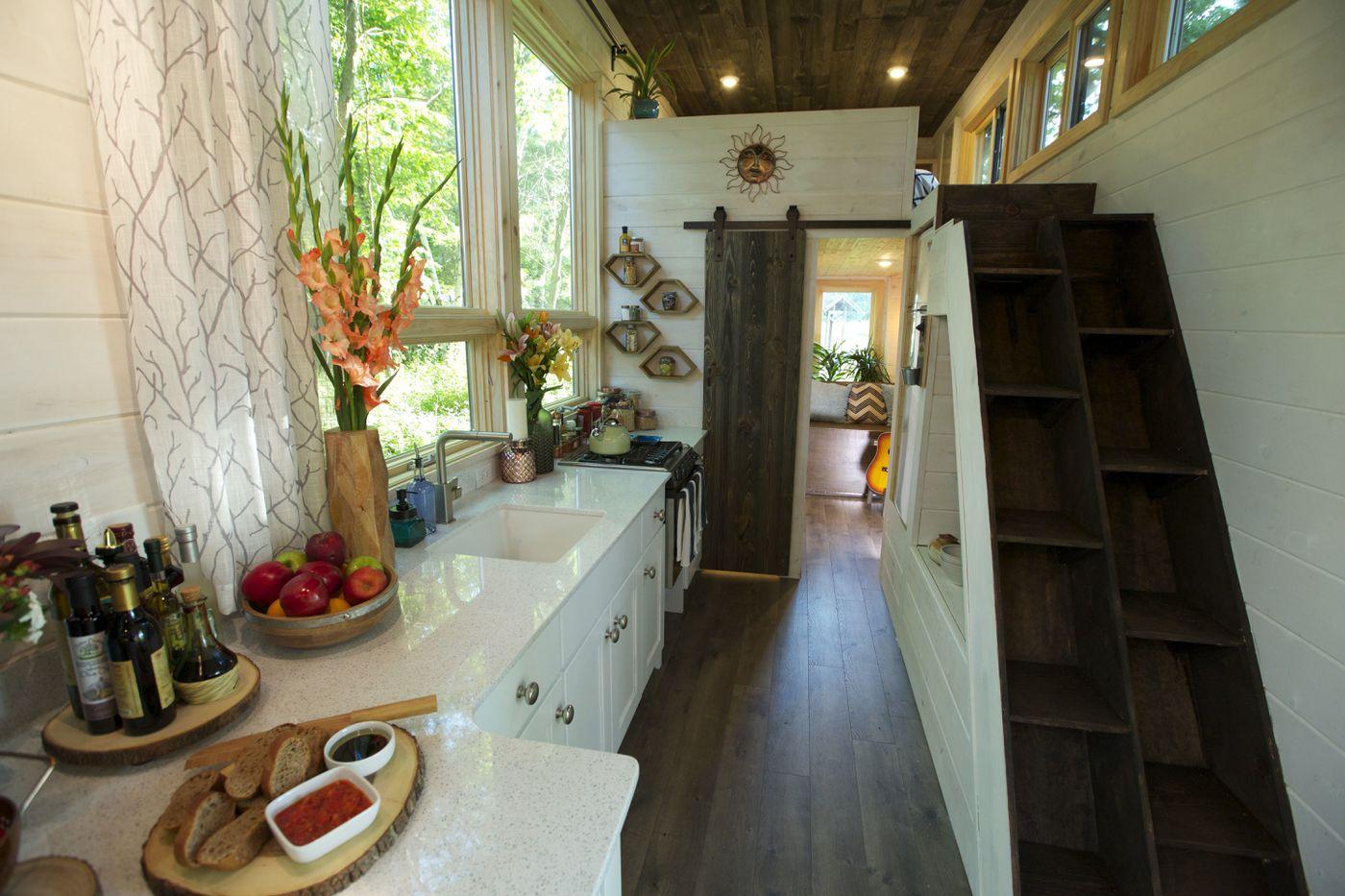 Marie Kondo Tiny Houses And The Terrifying Joy Sparking Magic Of
