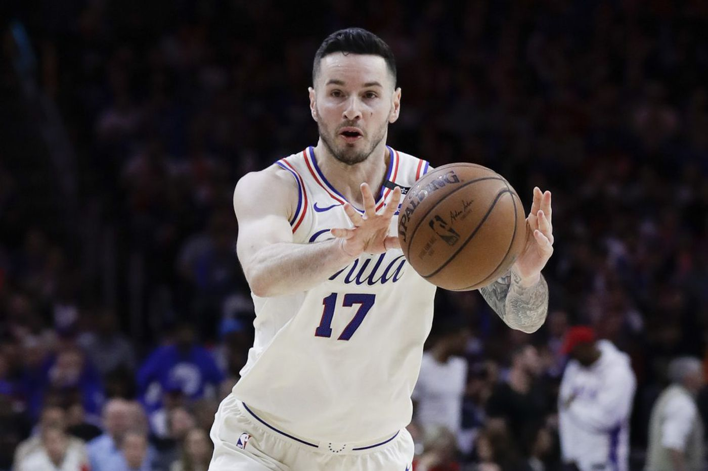 Sixers-Heat observations: JJ Redick's value, third-quarter dominance
