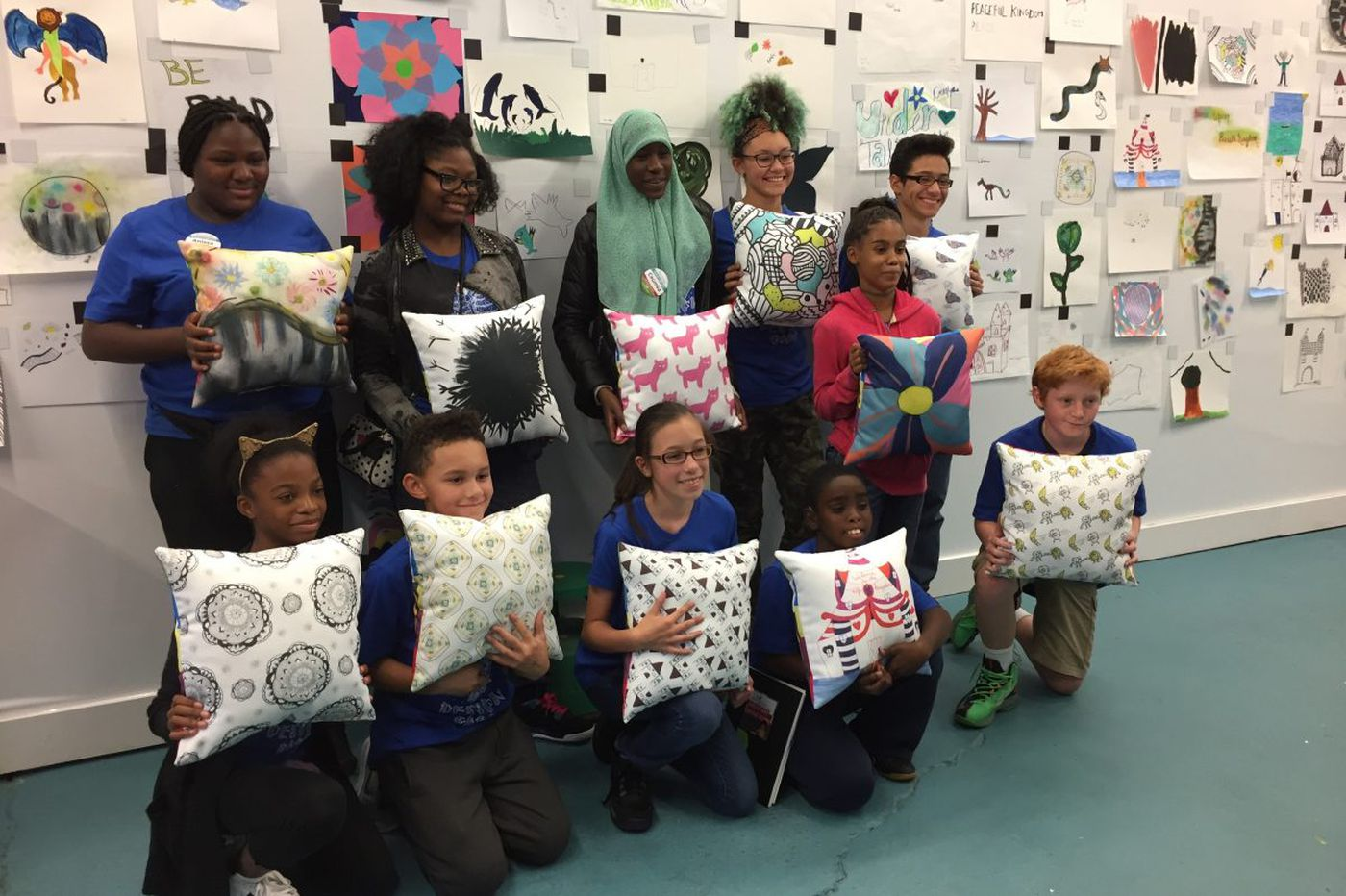 Crate & Barrel to launch a new line of products designed by Philly public school kids