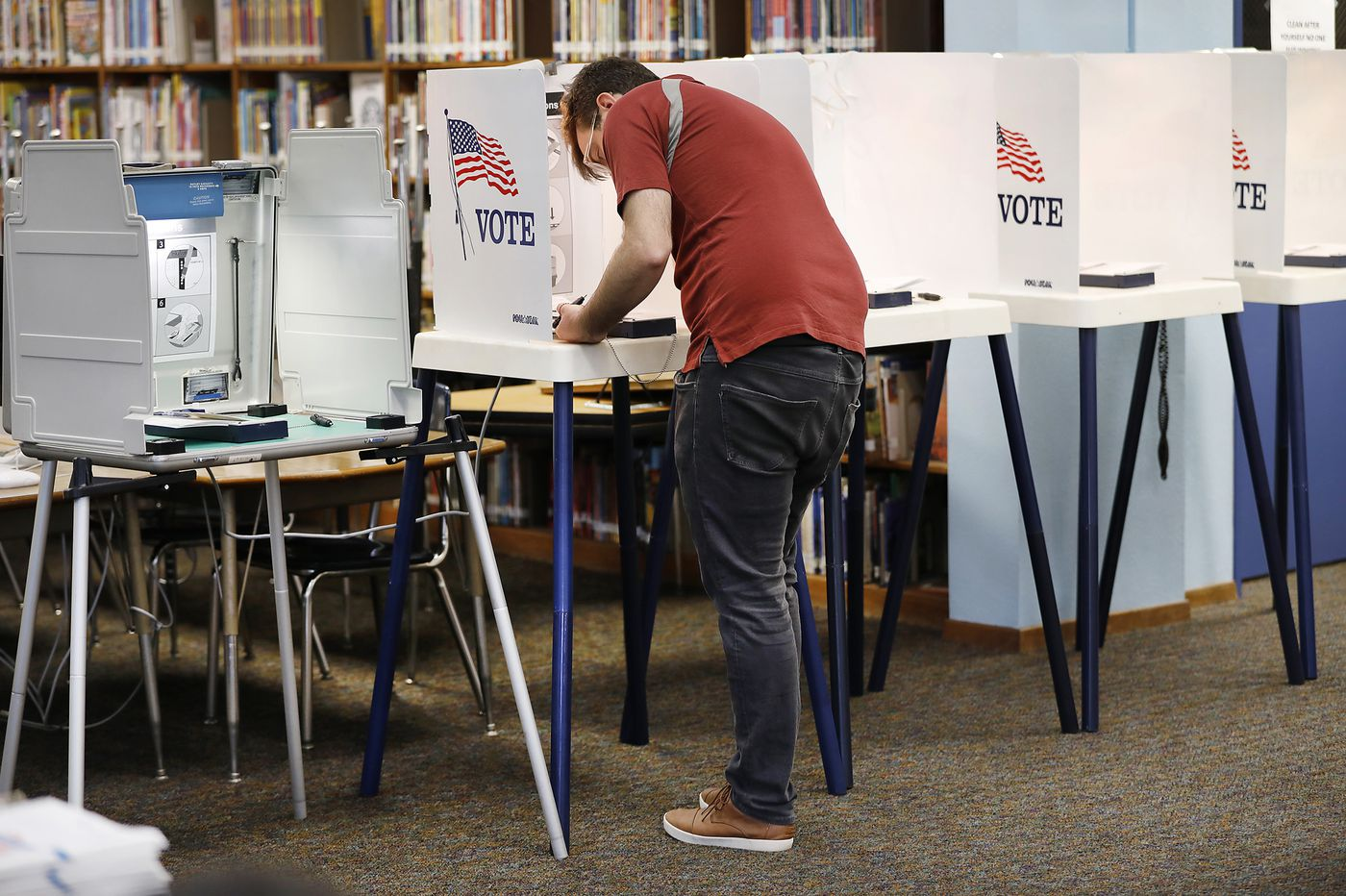 Our voting survey results: Most of you are voting. Why the rest of you should.   Editorial