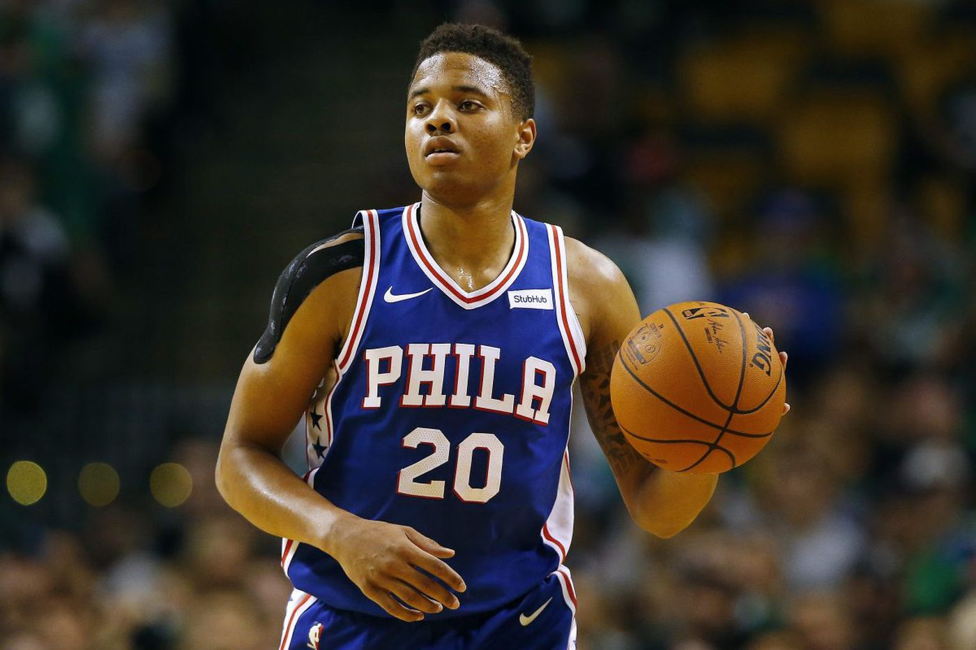 A closer look at 76er Markelle Fultz's shoulder injury