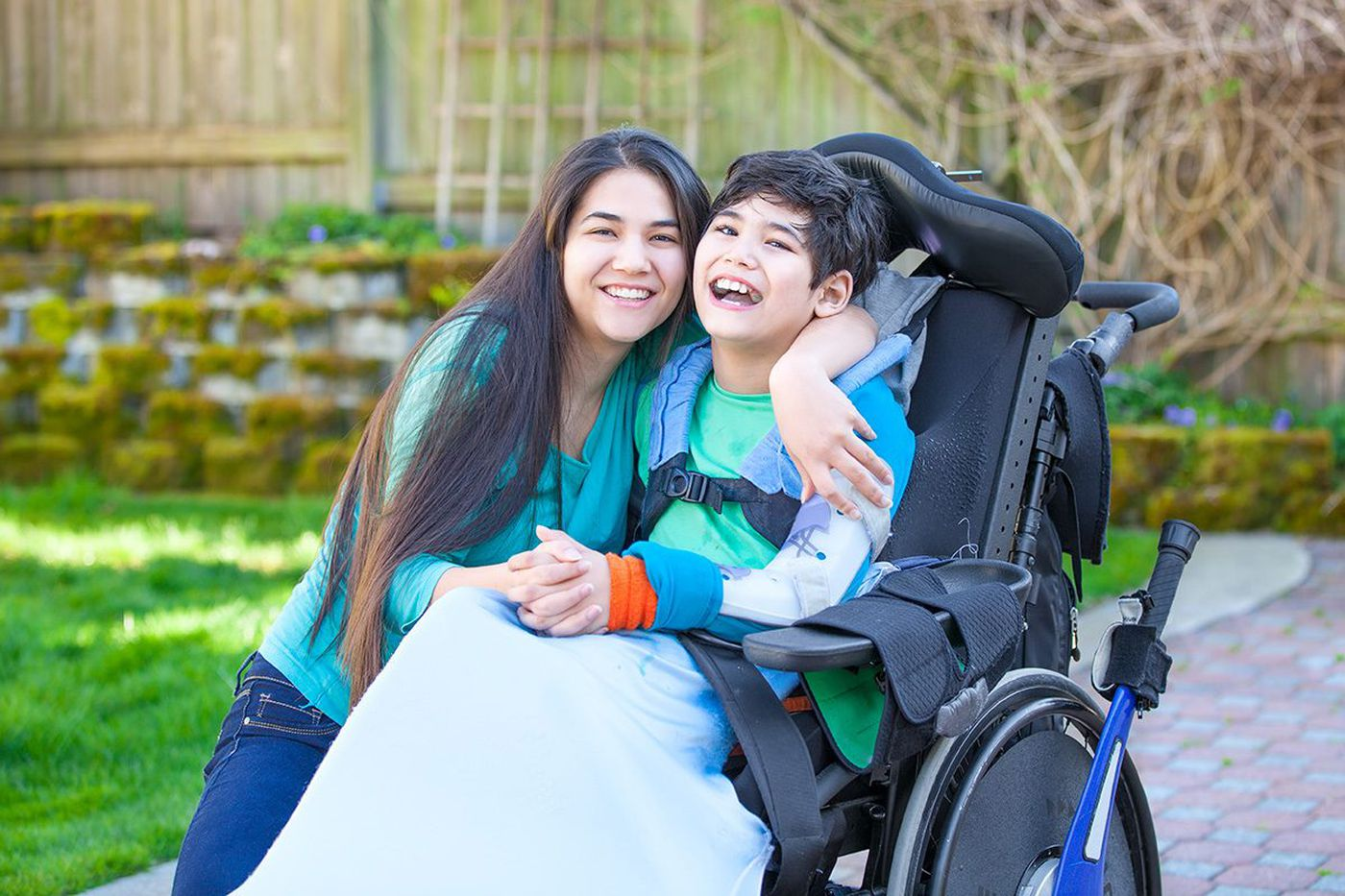 Direct support professionals for cognitively impaired children need a living wage