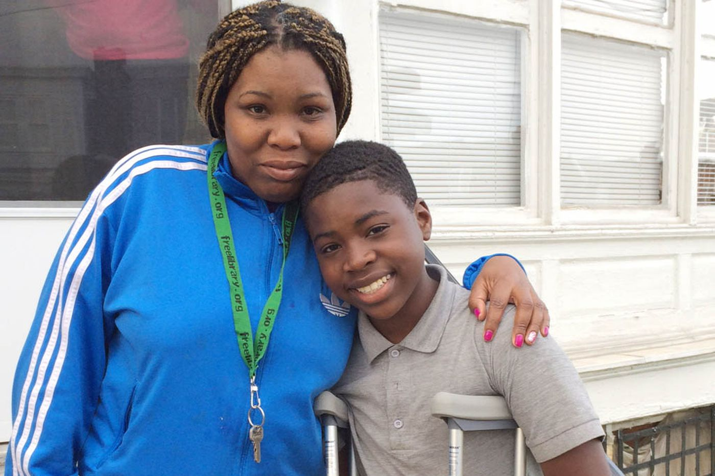 Youth shot in Crescentville recounts ordeal