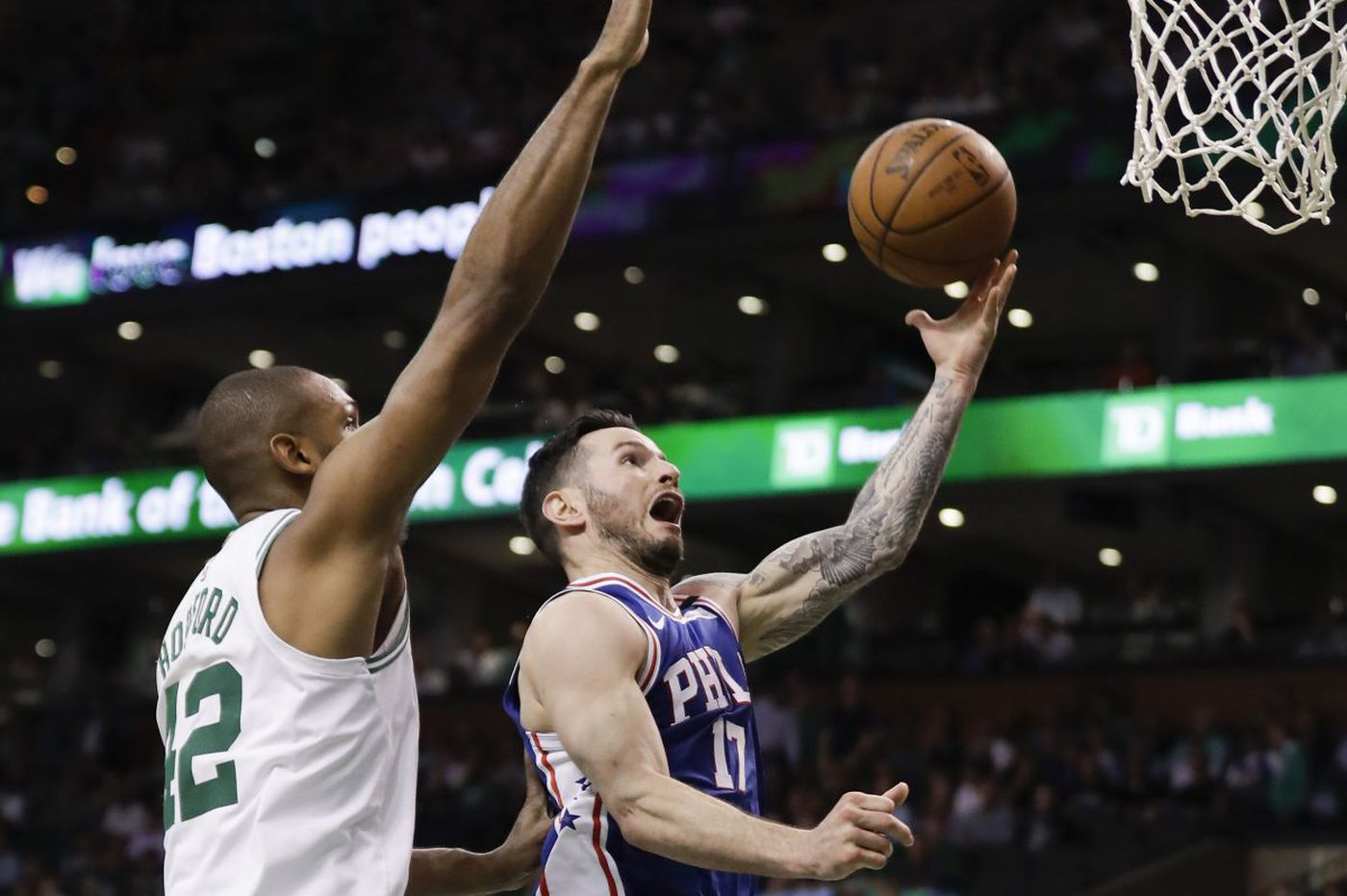 Sixers-Celtics Game 2 observations, best and worst awards: Ben Simmons' struggles, T.J. McConnell's great game and a blown lead