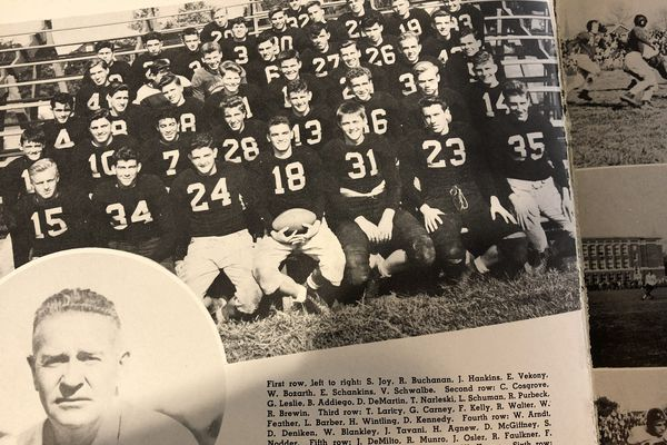 A look back at the most famous Thanksgiving Day game in South Jersey football history