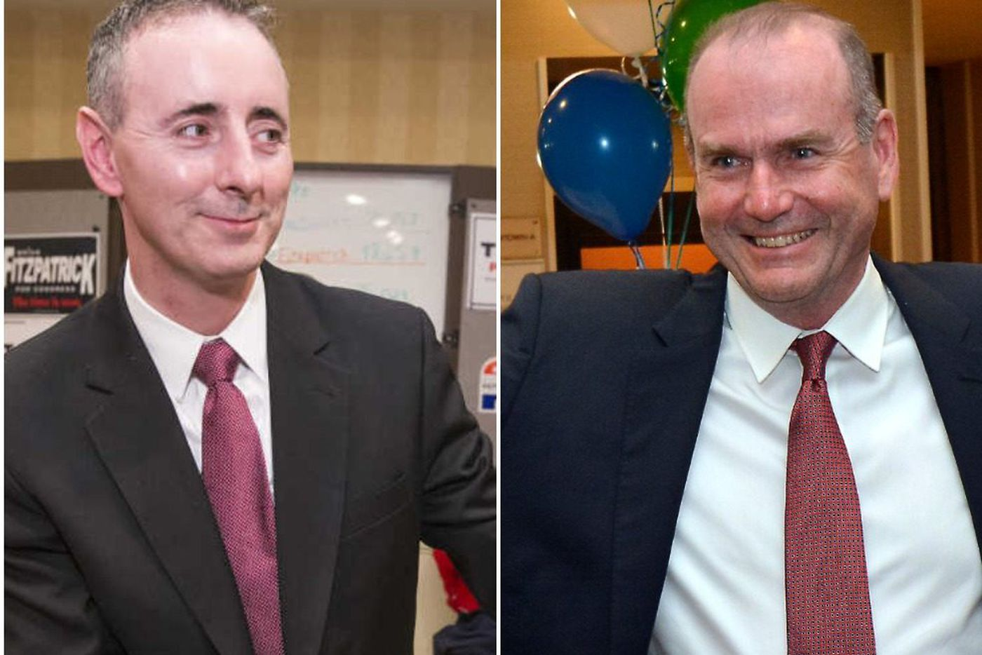 Which Pa. and N.J. races will make the difference in the fight for Congress?