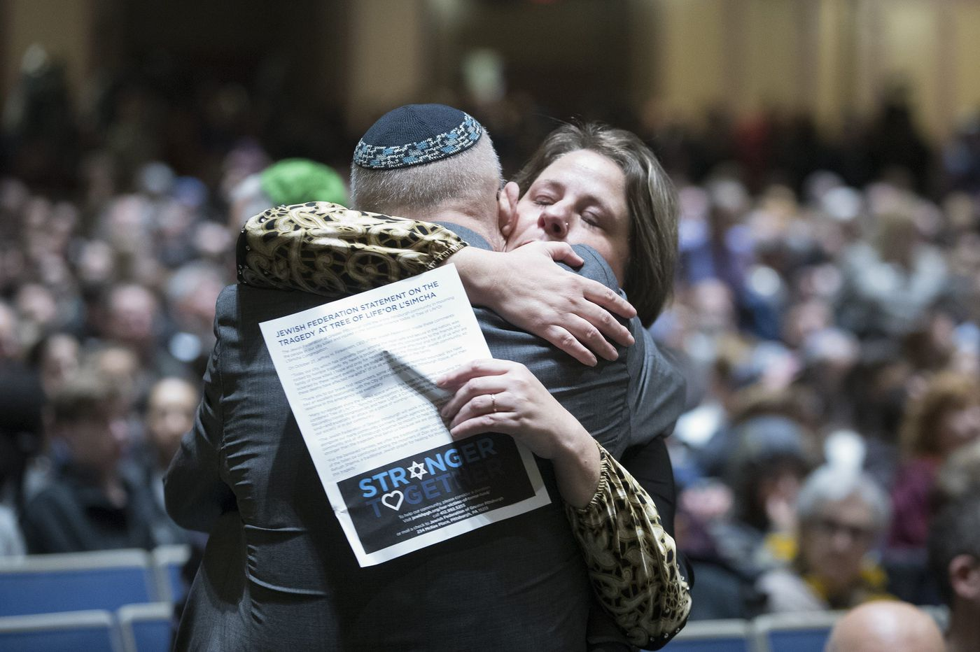Pittsburgh shooter's mistake: There is no us and no them. We are one. | Opinion