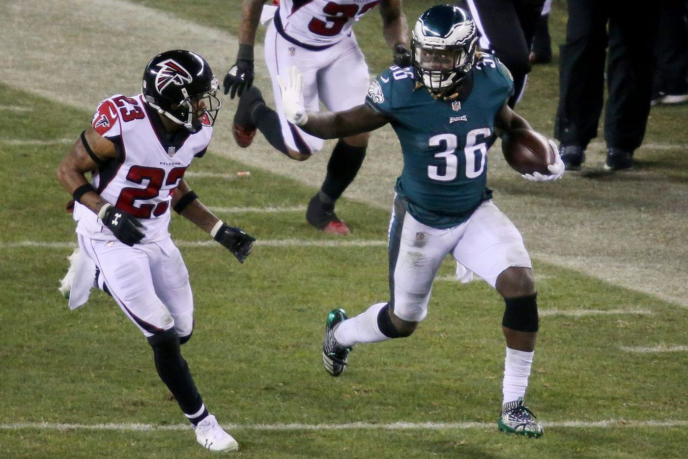 Eagles-Vikings: Critical question is who has the edge on third down   David Murphy