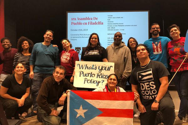 Philly Puerto Ricans join latest swell of organizing activity for political influence here and on the island