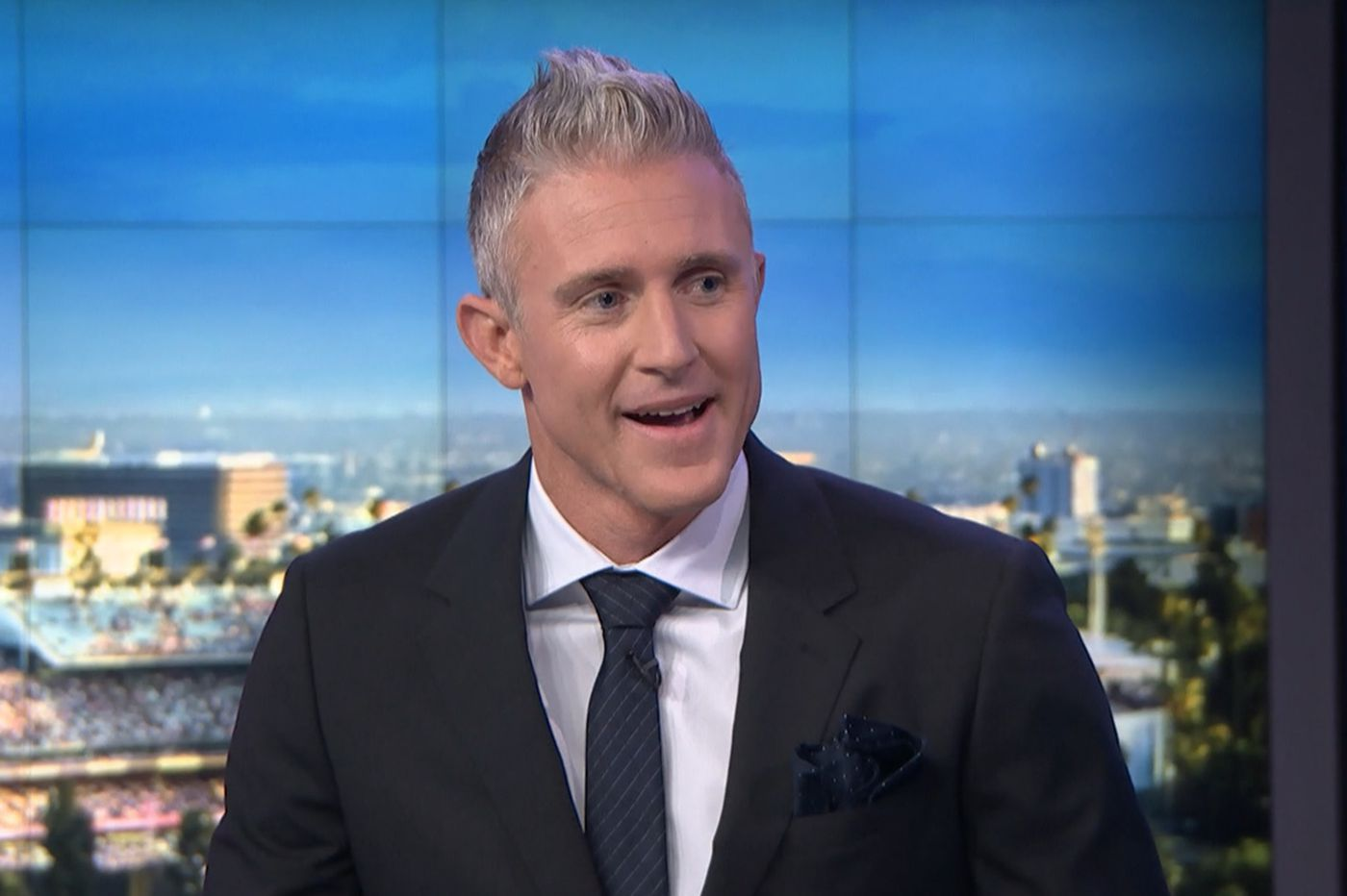 Chase Utley makes his TV debut by trashing the Mets, discussing the Philly media