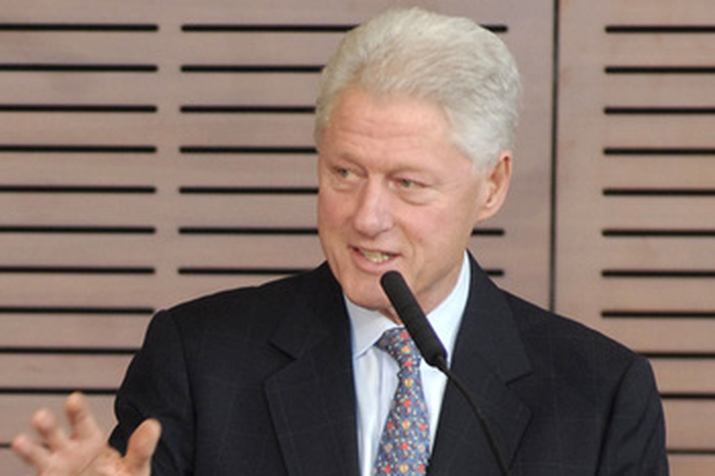 Clinton's charity releases donor list