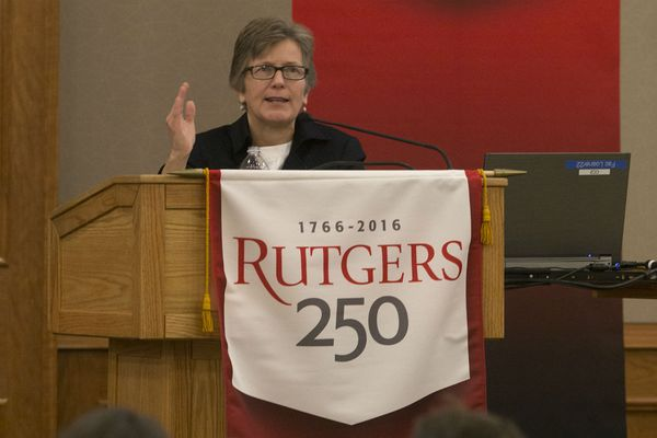 At Rutgers-Camden, hailing a hero of gay-marriage fight