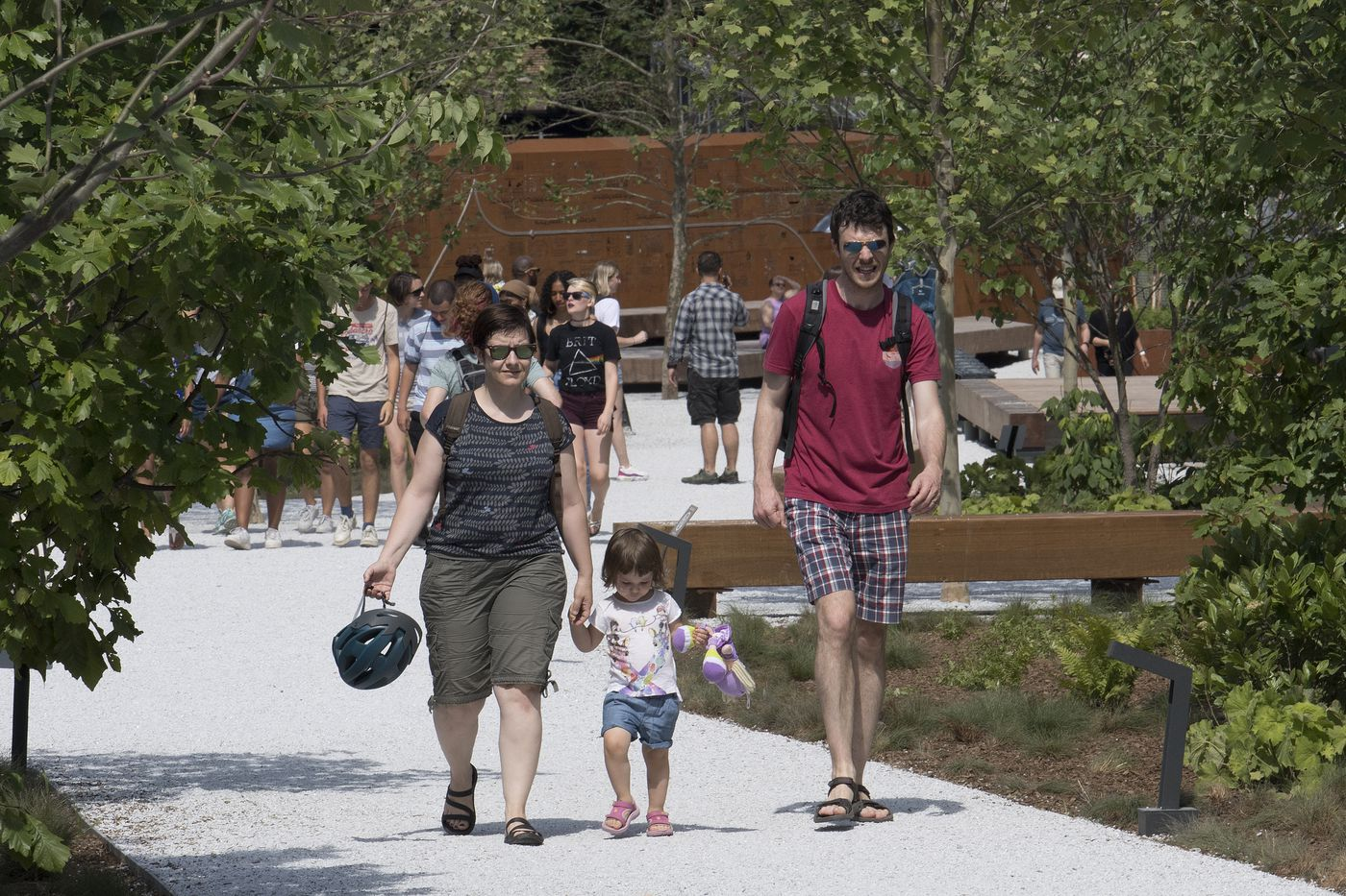 Will Philly's new Rail Park help create neighborhood for all? | Editorial