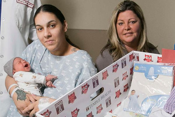 Baby boxes give Temple newborns a safe start