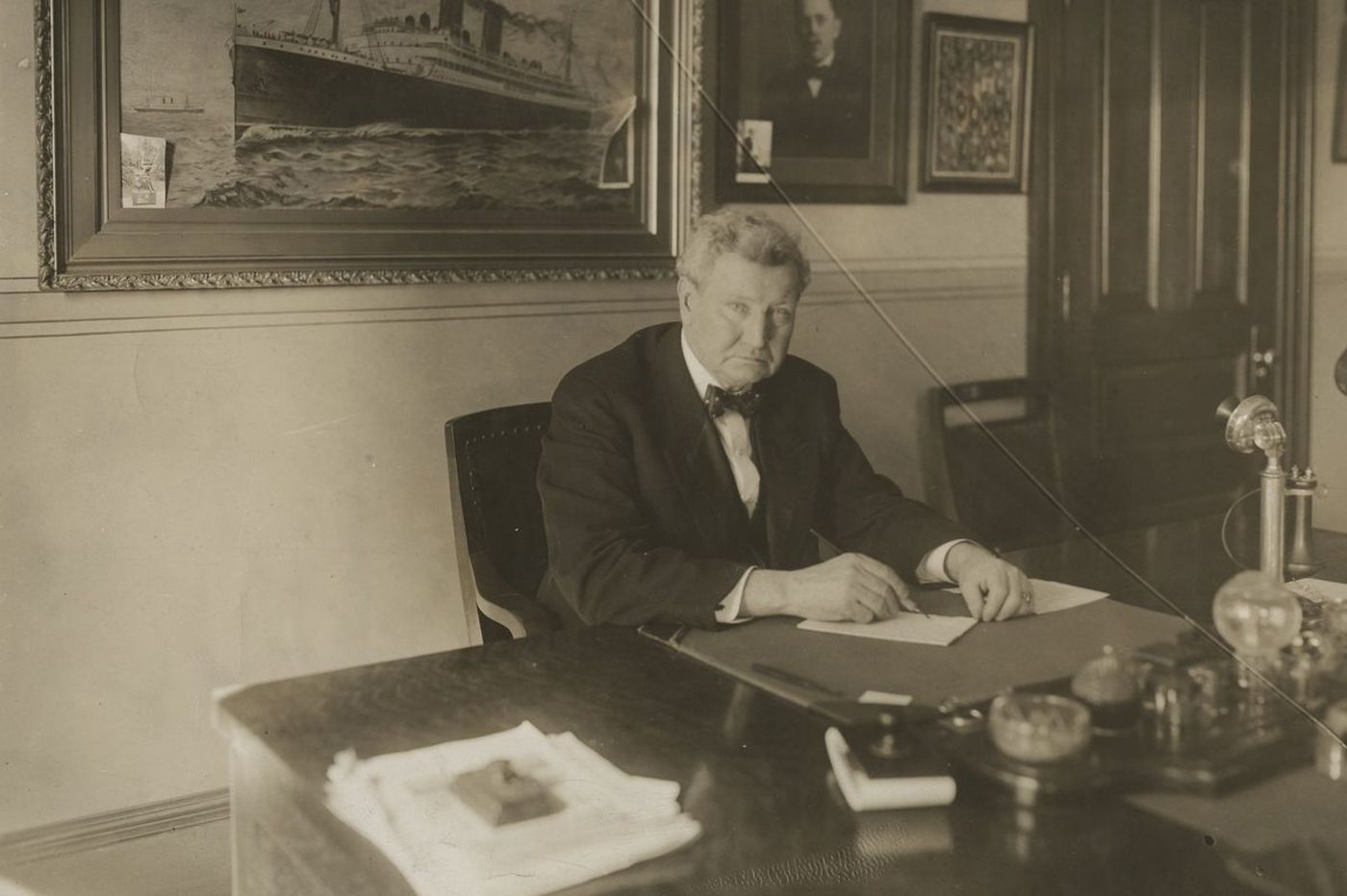 Pennsylvania's William B. Wilson was a labor pioneer | Perspective