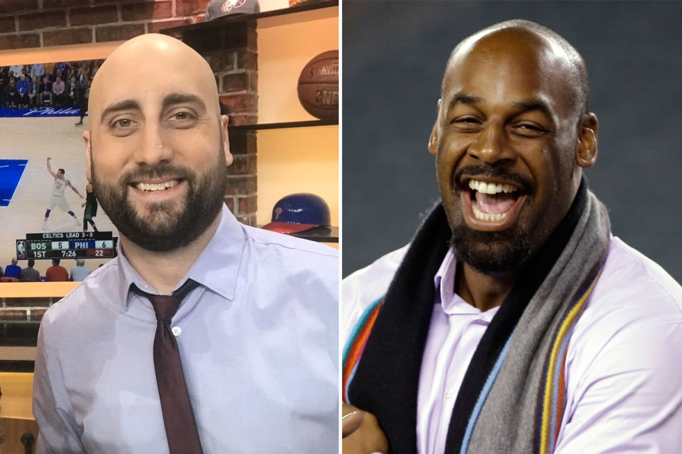 Marc Farzetta defends Donovan McNabb joining 97.5 The Fanatic: 'You're all idiots'