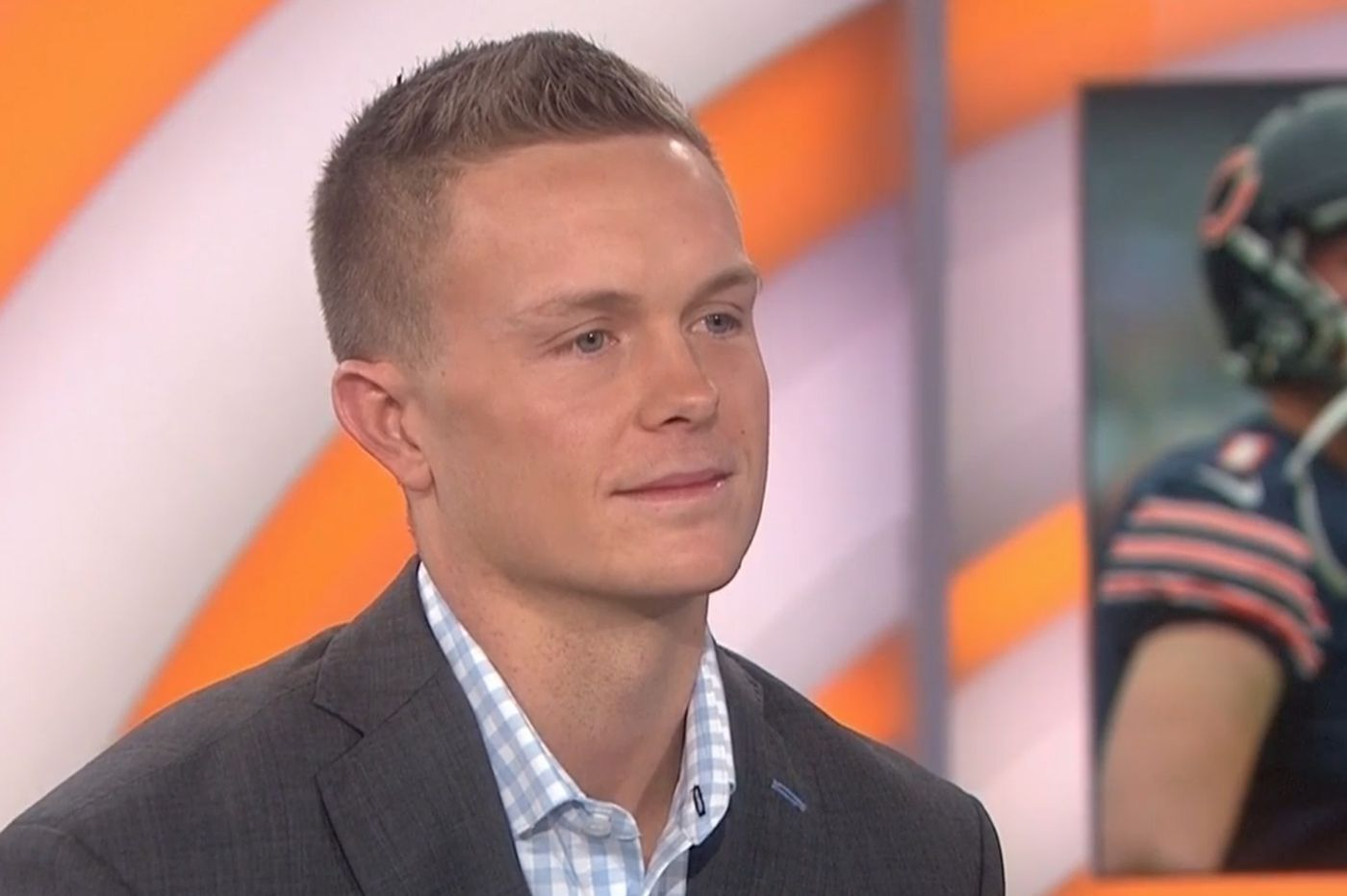 Cody Parkey talks 'double doink' on 'Today' show: 'I haven't been on social media'