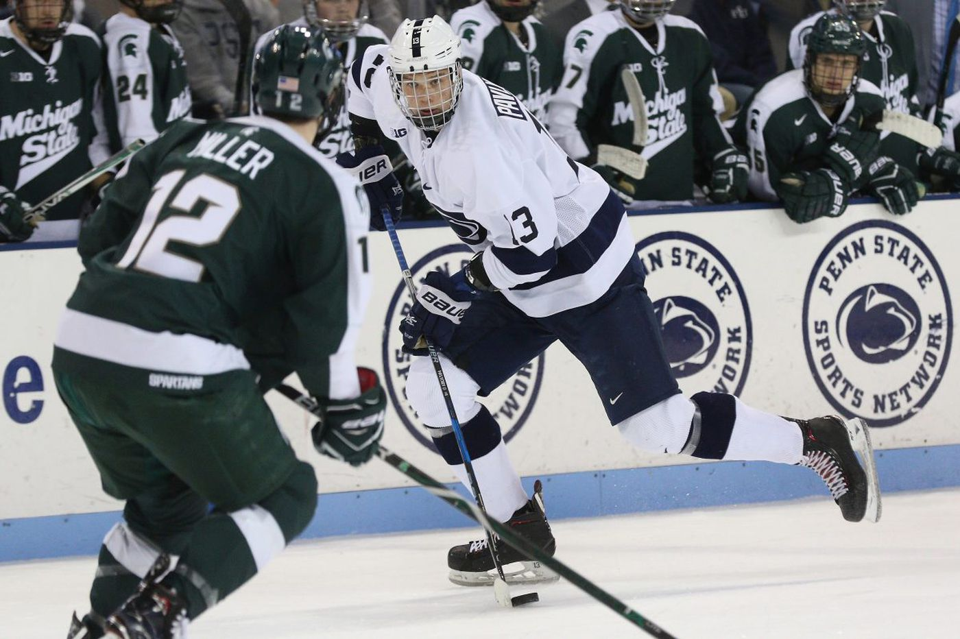 Penn State eliminated by Denver in NCAA hockey tournament